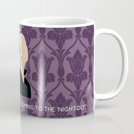 The Sign of Three - Mycroft Holmes Coffee Mug