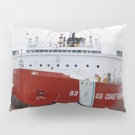 USCG Cutter Mackinaw 83 Pillow Sham