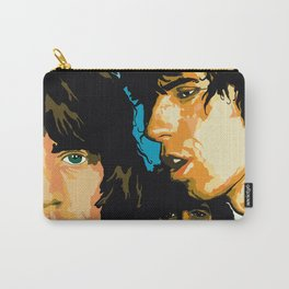 Rolling Stones Rock Album 1976 Carry-All Pouch