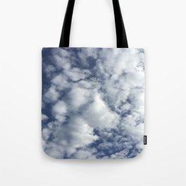 cloud pattern Tote Bag