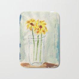 Still Flowers Badematte