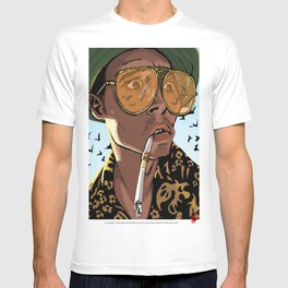 DEPP: Fear and Loathing in Bat Country T-shirt