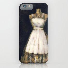 Apron iPhone Case