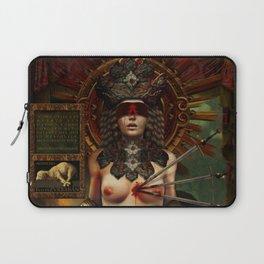 Ad maiorem Dei gloriam (A.M.D.G.) +13 Laptop Sleeve