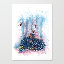 spring feeling Canvas Print
