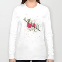 blossom Long Sleeve T-shirts featuring Blossom by IvanaW