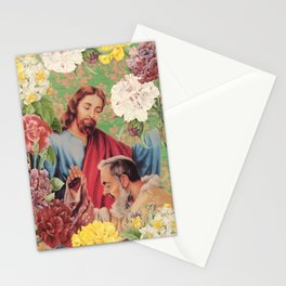 Padre  Pio of Pietrelcina Stationery Cards