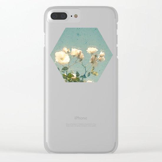 A New Season Clear iPhone Case