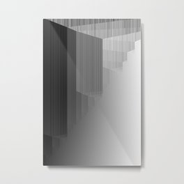 R Experiment 6 (quicksort v4) Metal Print