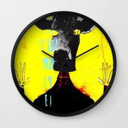 SALUT ! Wall Clock