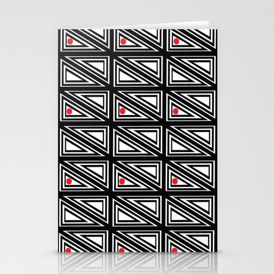 Triangle Box Stationery Cards