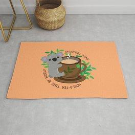 Koala-Tea Time Rug