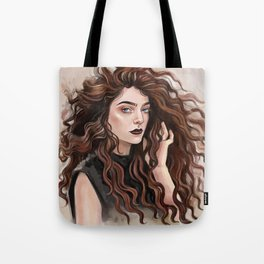 Pure Heroine vibes / Lorde Tote Bag