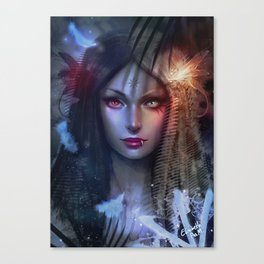 Forest Wonders Canvas Print