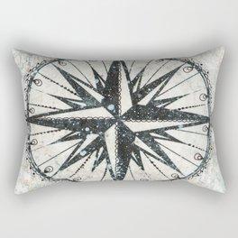 Live Travel Adventure Bless Rectangular Pillow