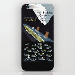 Titanic iPhone Skin
