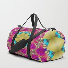 Guardians Of The Void Mandala 3 Duffle Bag