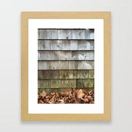 Camden Boat House Framed Art Print