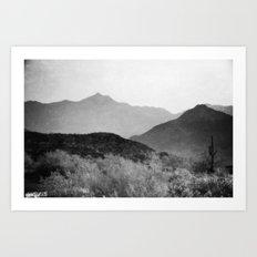 Arizona 2.0 Art Print