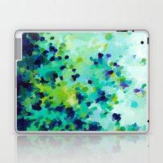 Aquamarine Addiction Laptop & iPad Skin