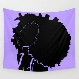 purple Wall Tapestry