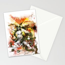 Dragger Stationery Cards