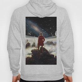 Wanderer above the sea of SWAG Hoody