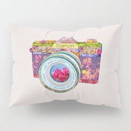 FLORAL CAN0N Pillow Sham