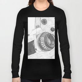 Pentax Illustrated Long Sleeve T-shirt