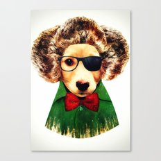 Dog ( Ben) Canvas Print