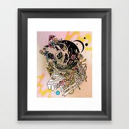 TEEMING Framed Art Print