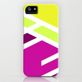 High colors - minimal iPhone Case