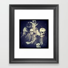 Lush Core 100 Proof Framed Art Print