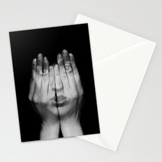 I Can See Through You Stationery Cards