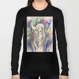 Mary I (Cocoon) Long Sleeve T-shirt