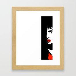 Expectation Framed Art Print