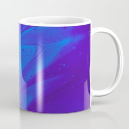 Beautiful Liquid Ink Design Pattern Coffee Mug