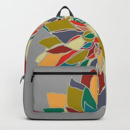 BoHo Dahlia Backpack