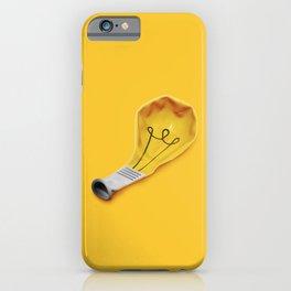No Idea iPhone Case