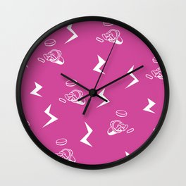 Team Sparia Wall Clock