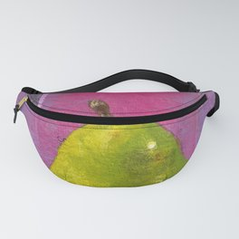Radiant Pear Fanny Pack