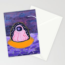 Troubled Waters Stationery Cards