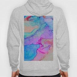 Pastel waves Hoody