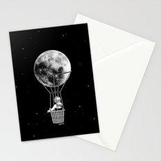 Night Flight Stationery Cards