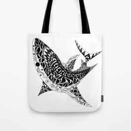 Mr Shark ecopop Tote Bag
