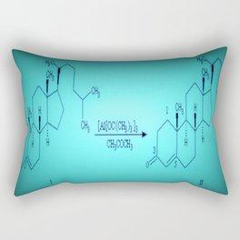 Cholesterol Rectangular Pillow