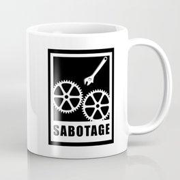 Sabotage Coffee Mug