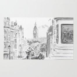 Trafalgar Square II Rug