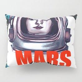 Mars explorer Pillow Sham
