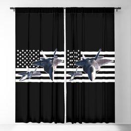 F-22 (Black Flag) Blackout Curtain